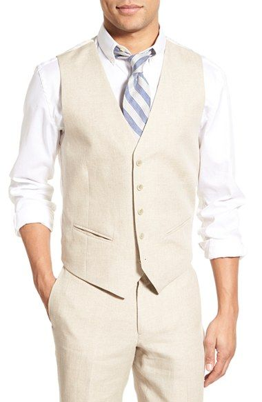 His suit