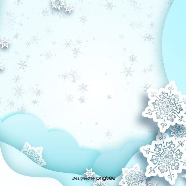 الشباب ندفة الثلج خلفية جميلة في فصل الشتاء Beautiful Posters Winter Background Winter Scenery