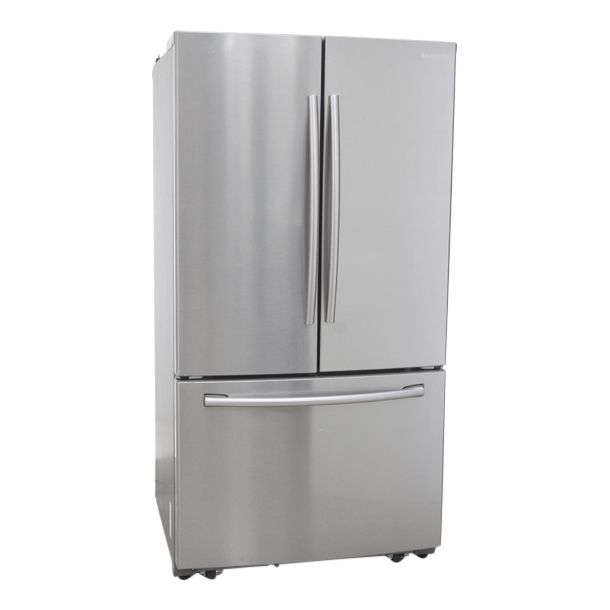 Refrigerador con congelador inferior Amana