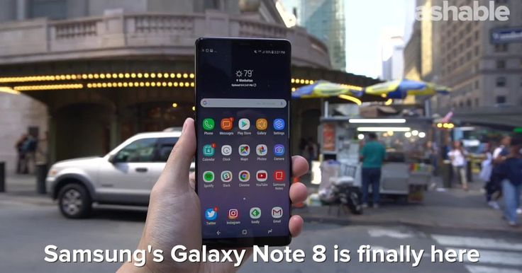 Samsung really nailed it.