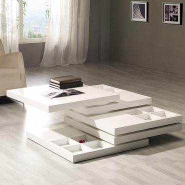 Attractive Belaya Coffee Table + Storage #Multi Pictures Gallery
