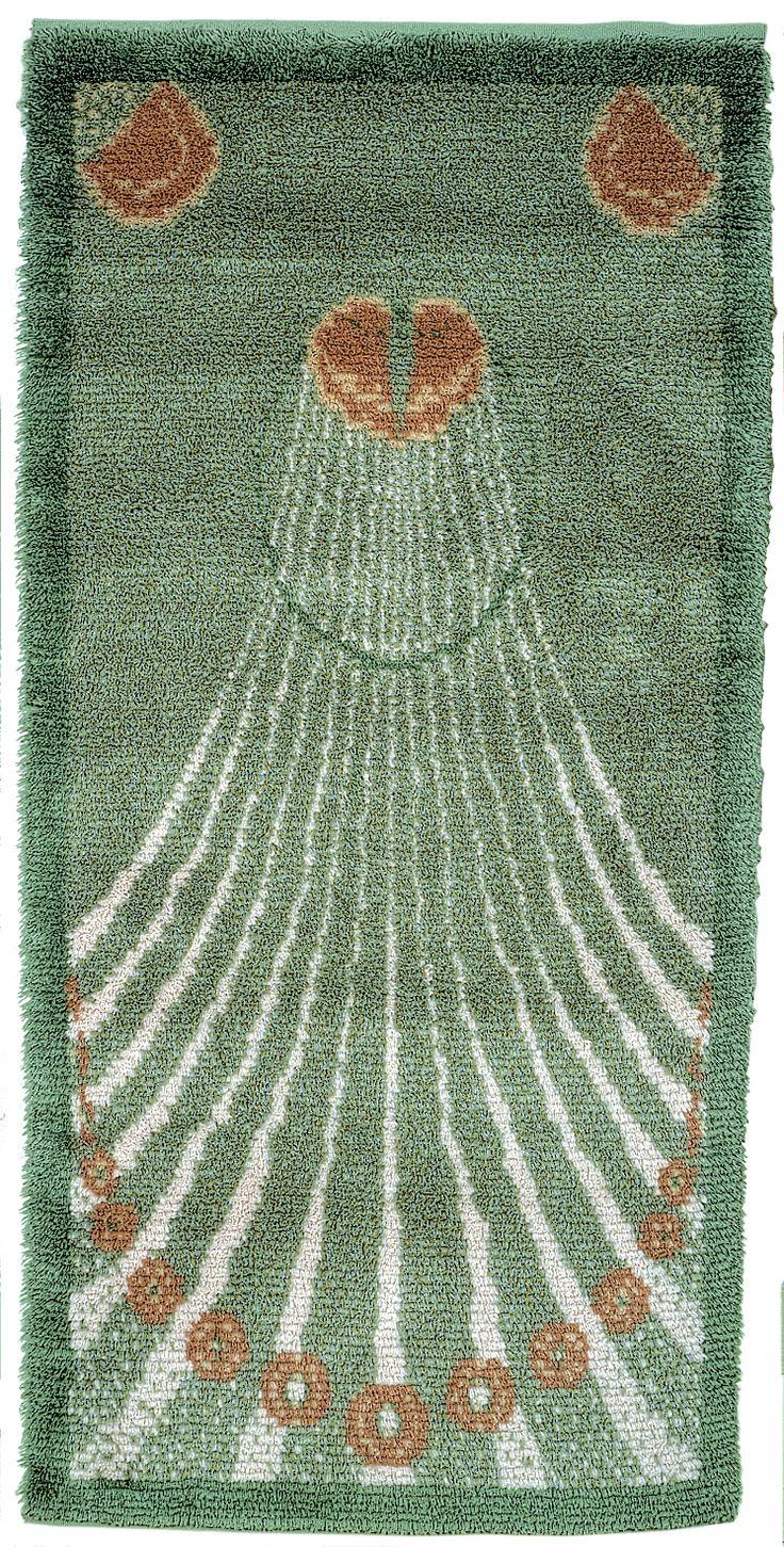 NUOREN TYTÖN RYIJY Eva Mannerheim-Sparre, 1900-luvun alku