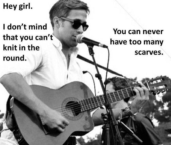 Ryan Gosling Knitting Meme : Best images about hey girl i find these funny as