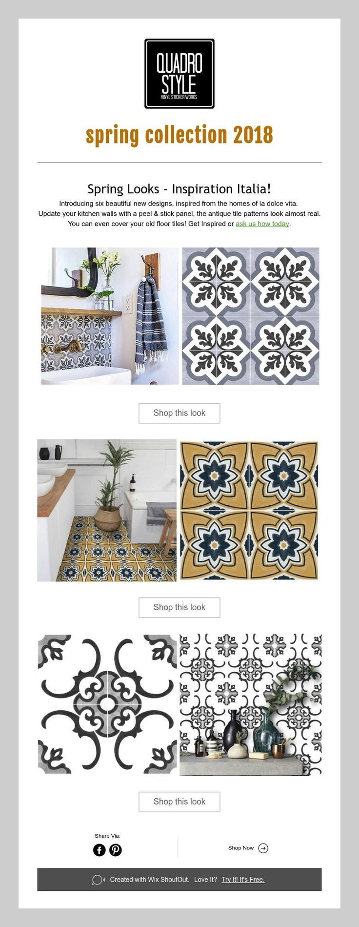 43 best Floor Tile Stickers images on Pinterest | Decals, Sticker ...