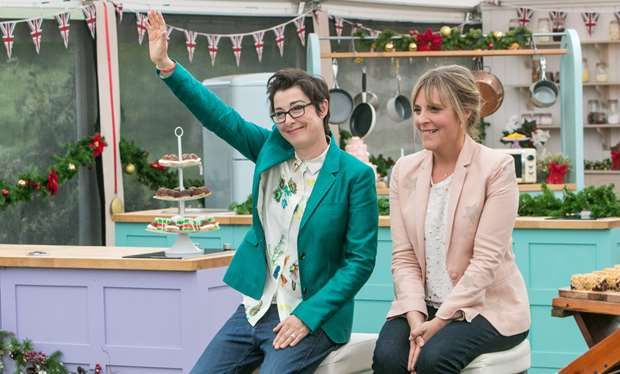 The former Bake Off presenter is set to present two Christmas specials of Bake Off this year, but has already secured a new series on BBC1 for 2017