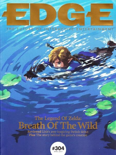 EDGE gives The Legend of Zelda: Breath of the Wild a 10   The latest issue of EDGE has come out and they've already shared their Legend of Zelda: Breath of the Wild review score. The game has pulled in a 10 out of 10 for its overall score which is certainly a number EDGE doesn't give out too often. If you want to see some spoilers from the review you can check out this post here. Thanks to Sonicandm2 for the heads up!  from GoNintendo Video Games