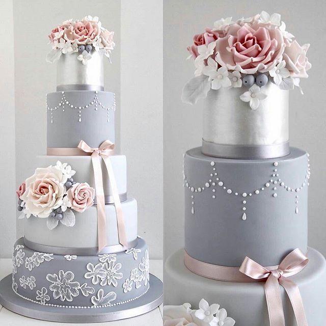 Stunning 💝 Cake by @bellasbakery #ModernKake ・・・ Wishing all the best to Alessandro & Paola. Congratulations to you both on your special day. #weddingcake by Bella's Bakery - Monza  #bellasbakery #monza #cakedesign #cakedesignmonza #cakedesignmilano #cakedecorating #sugarart #isabellavergani #sugarartist #tortedecorate #pasticceriacreativa #weddinginitaly #destinationwedding #matrimonio #weddingplanner #weddingplannermilano #instacake #instacool