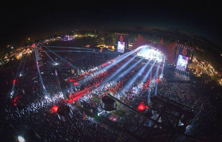 Volbeat, Orange Stage, 5 July, Roskilde Festival.  Photo: CphCph