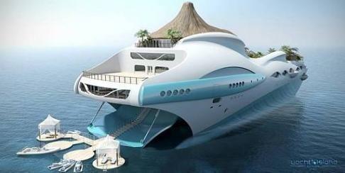 REISEfieber-Blog by Heidy | Reisetipps und mehr | : Die modernsten Luxusjachten der Welt