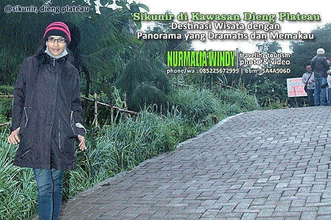 Nurmalia Windy - Fotografer Purwokerto | Windygraphy | Fotografer Wedding | Fotografer Prewedding: Sikunir Dieng Plateau - Destinasi Wisata dengan Pa...