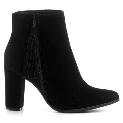 Compre Bota Beira Rio Salto Alto Barbicacho Preto na Zattini a nova loja de moda online da Netshoes. Encontre Sapatos, Sandálias, Bolsas e Acessórios. Clique e Confira!