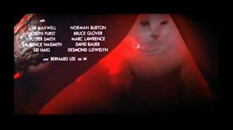 """""""The Spy Who Loved Me"""" Opening Credit Sequence - YouTube"""