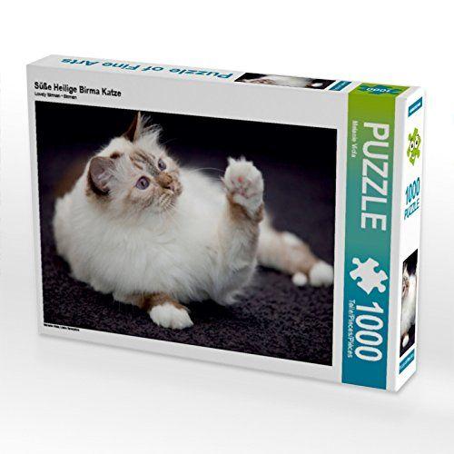 Süße Heilige Birma Katze 1000 Teile Puzzle quer: Liebe Sa... https://www.amazon.de/dp/B01LF0X83O/ref=cm_sw_r_pi_dp_x_pCBoybEESCQJ3 #Puzzle #Geschenk #gift #Spielzeug #Katze #Haustier #HeiligeBirma #Rassekatze #weiß #Tier #cat