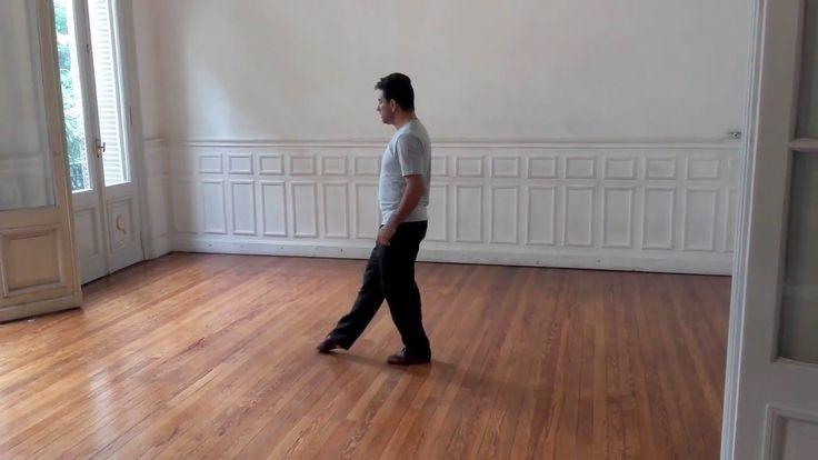 Mastering lápiz - tango men's technique exercise with Francisco Forquera