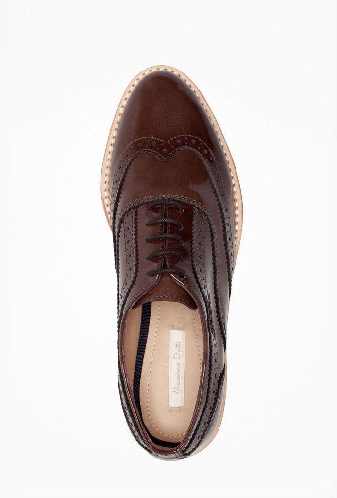 Pantofi Oxford Massimo Dutti: noi ispite de shopping online