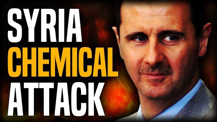 Syria Chemical Attack: Push For Ousting Bashar al-Assad