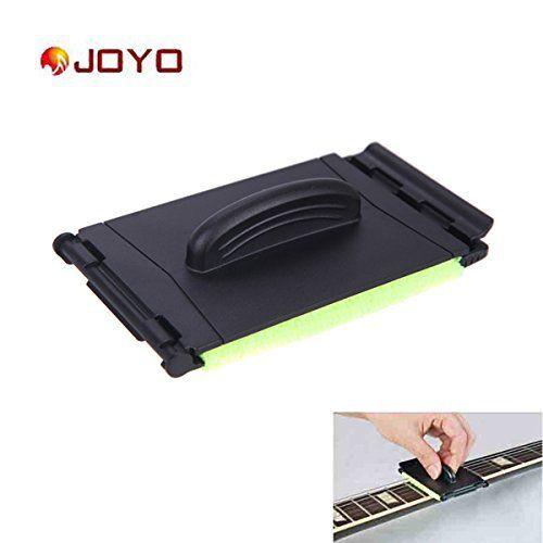 mylunn (TM) Joyo ACE-30Tampon de nettoyage de cordes à récurer pour chevalet en palissandre pour guitare basse Instrument à corde pour…