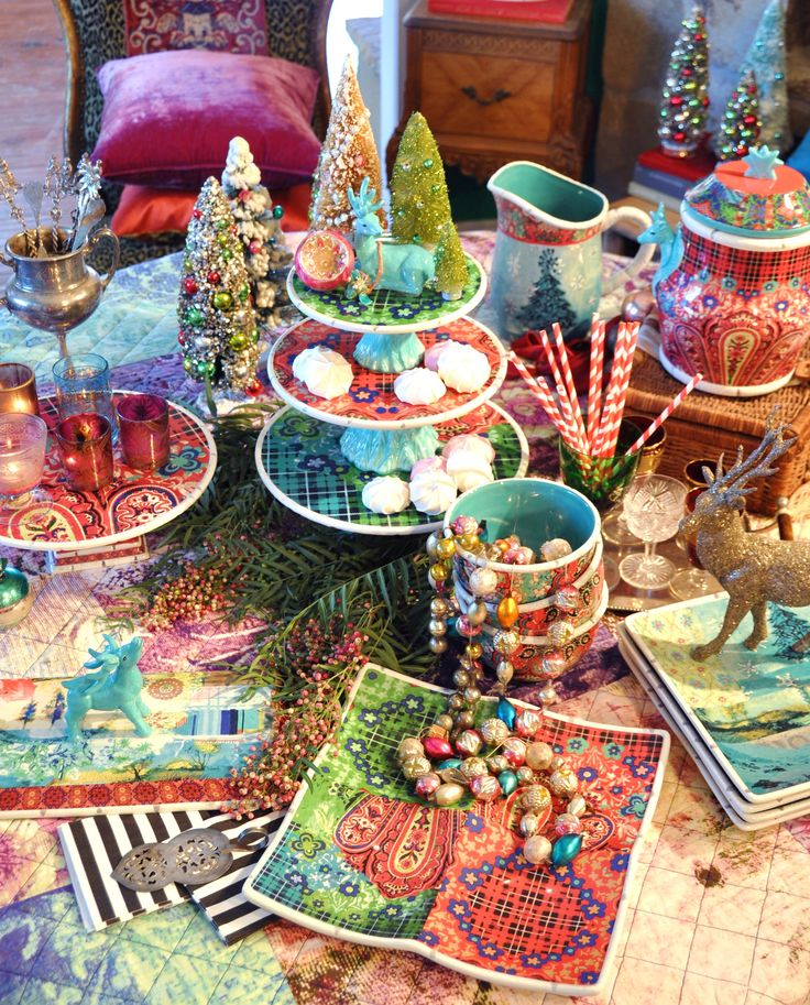 folklore xmas- designed by tracy porter poetic wanderlust avail @ Bed Bath and Beyond