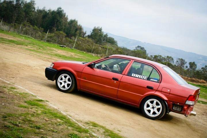1999 Toyota Tercel #toyota | TOYOTA | Pinterest | Toyota ...