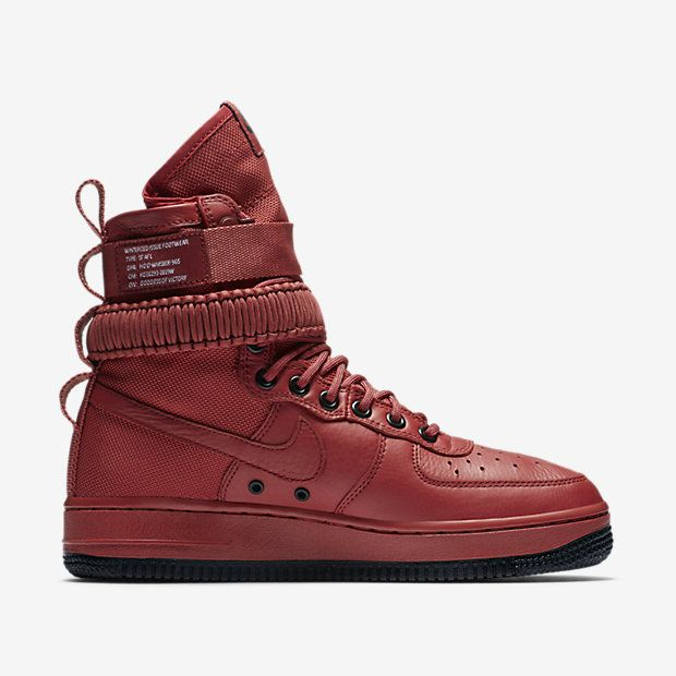 Nike SF Air Force 1 High Oxy Blood