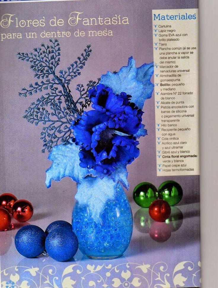 Читать на сайте Nebka.ru Цветы из фоамирана. Мастер-классы.