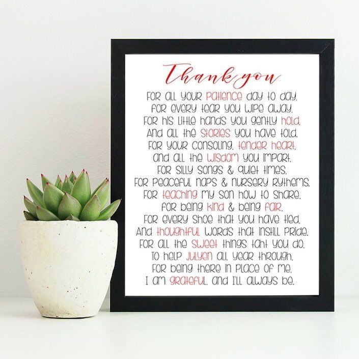 Más de 25 ideas increíbles sobre Niñera imprimible en Pinterest - emergency contact form