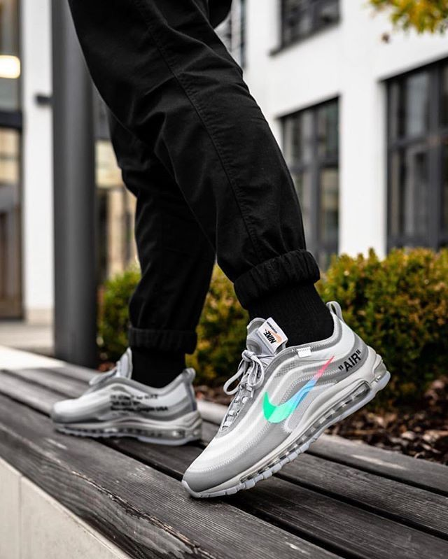 outlet store c260b e092b OFF WHITE x Nike Air Max 97