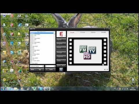 TUTO pour regarder la télé sur son pc gratuit et illimité - YouTube