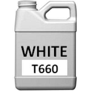 INK MILL White UV Inkjet Ink for Rastek T660 - White - Inkjet