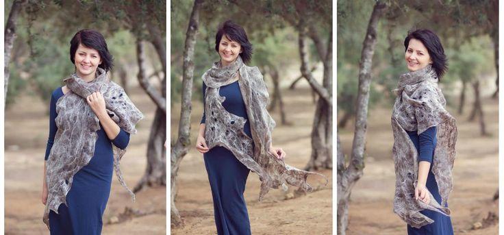 Ida Kogan - Шарфы и шали для женщин