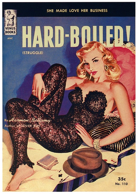 She Made Love Her Business by paul.malon, via Flickr