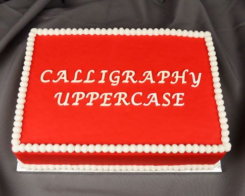 Calligraphy Uppercase Flexabet™