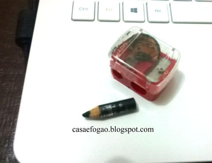 Casa e Fogão: Você usa o lápis de olho até o final?