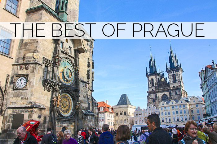 The Best of Prague: 8 things you MUST do