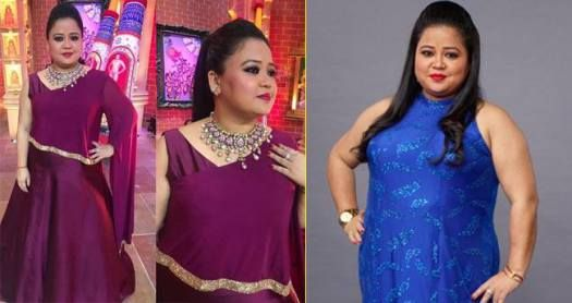 Want To Know Who Played A Major Role In Bharti Singhs 10kg Weight Loss?