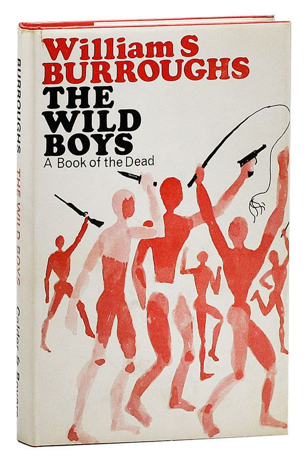 William S. Burroughs-THE WILD BOYS (1972)
