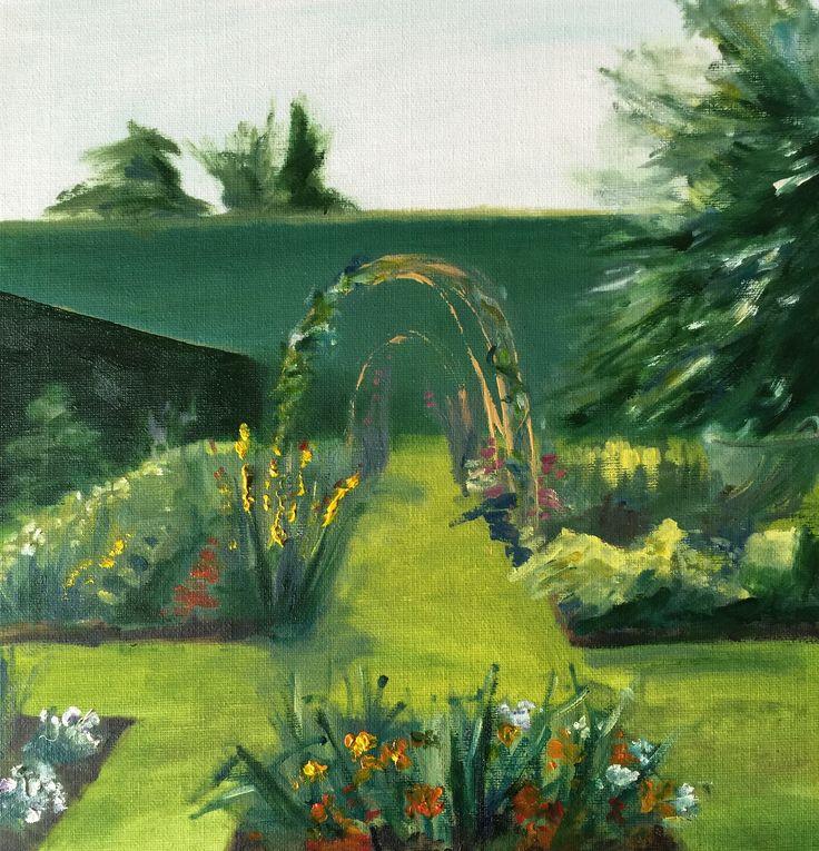 Botanic gardens oil
