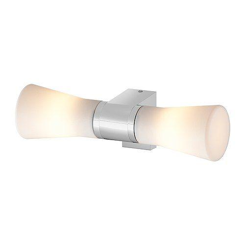 SÄVERN Væglampe dobbelt - IKEA 229kr