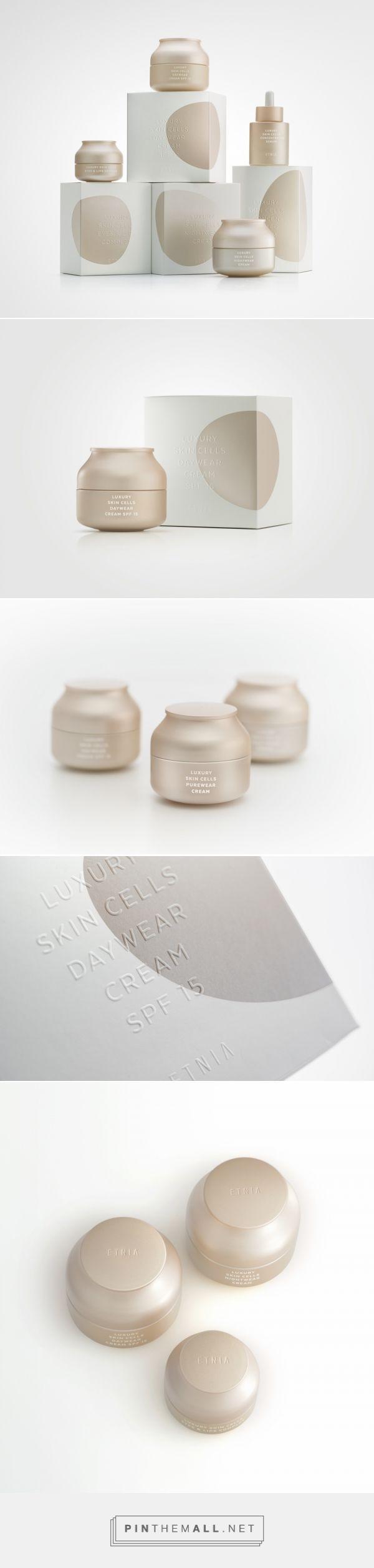 Luxury Skin Cells — The Dieline - Branding & Packaging