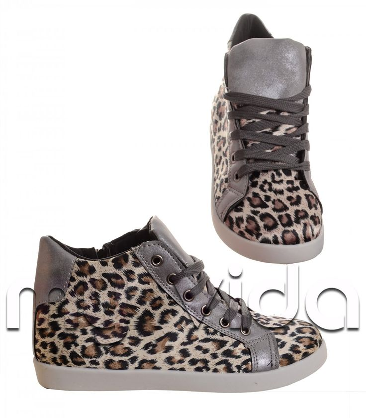 Snakers donna leopardate | My Vida
