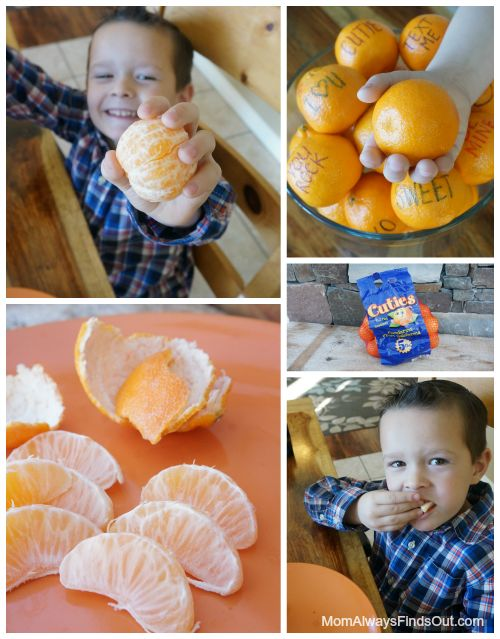 Cuties Fruit are the Sweet Treat that's OK to Eat #IWantCutiesFacebookGoogle+InstagramPinterestTwitterYouTube