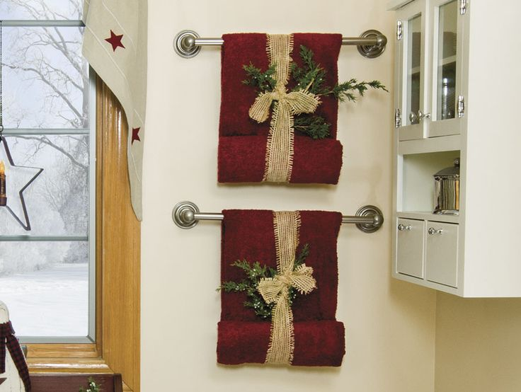 17 Best Ideas About Bath Towel Decor On Pinterest