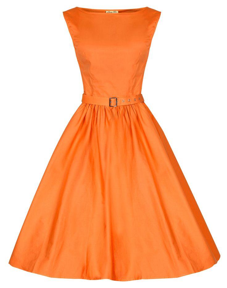 Lindy bop 39 audrey 39 hepburn style vintage 1950 39 s pastel for Lindy bop wedding dress