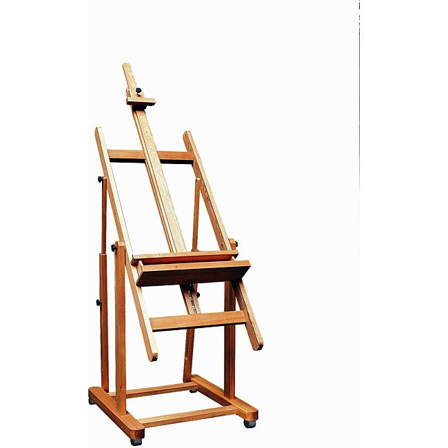 express your inner artist with wooden studio easels like this weber monster amalfi artist easel