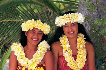Tons of info. on French Polynesia from the good folks at Tahiti Tourism!