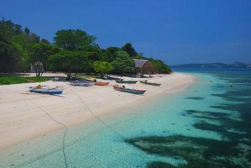Lihaga island, Manado