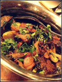 Hyderabadi Cuisine: Hyderabadi Tala Hua Gosht