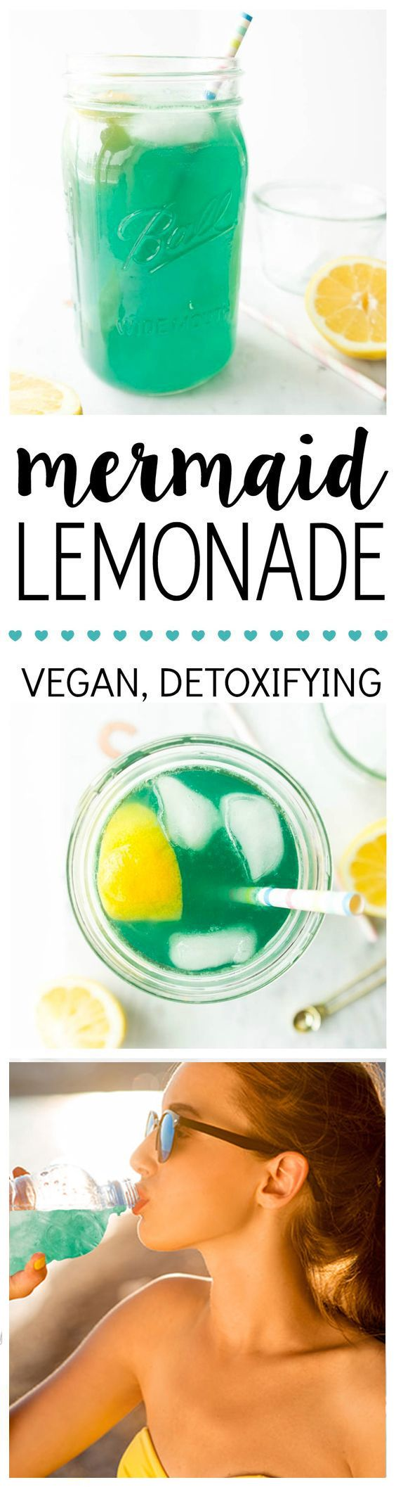 Mermaid Lemonade Detox