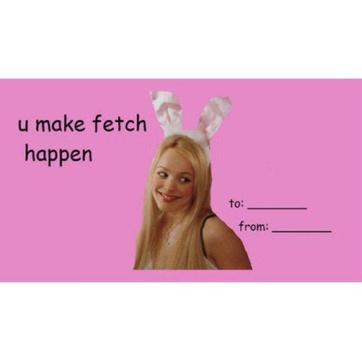 Mean Girls Valentine