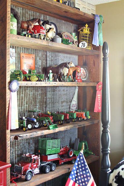 Hayseed Homemakin': A Room for Jackson James